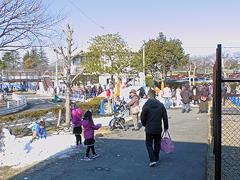 雪まつりin南公園(2013年2月10日)