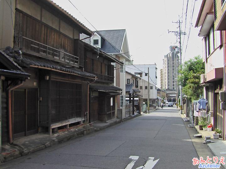 竹千代橋~中岡崎