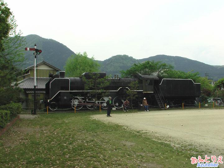 蒸気機関車 D51 1032号機