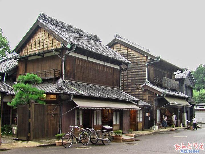 河野商店・小寺醤油店