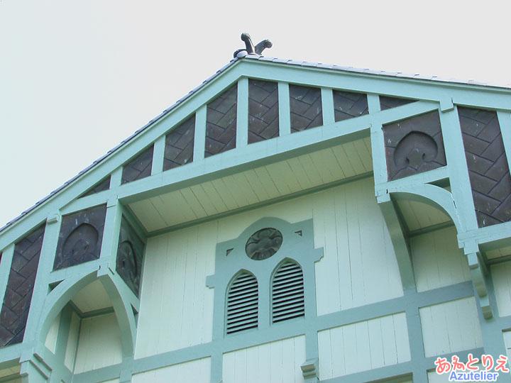 2階アップ(同窓記念会館建物)