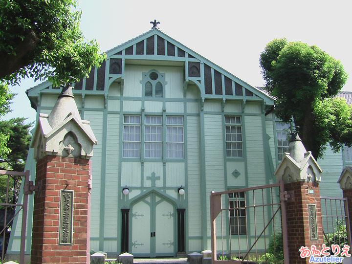 同窓記念会館建物