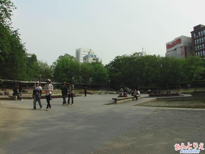 警固(けご)公園
