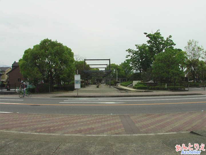 志免鉄道公園前バス停