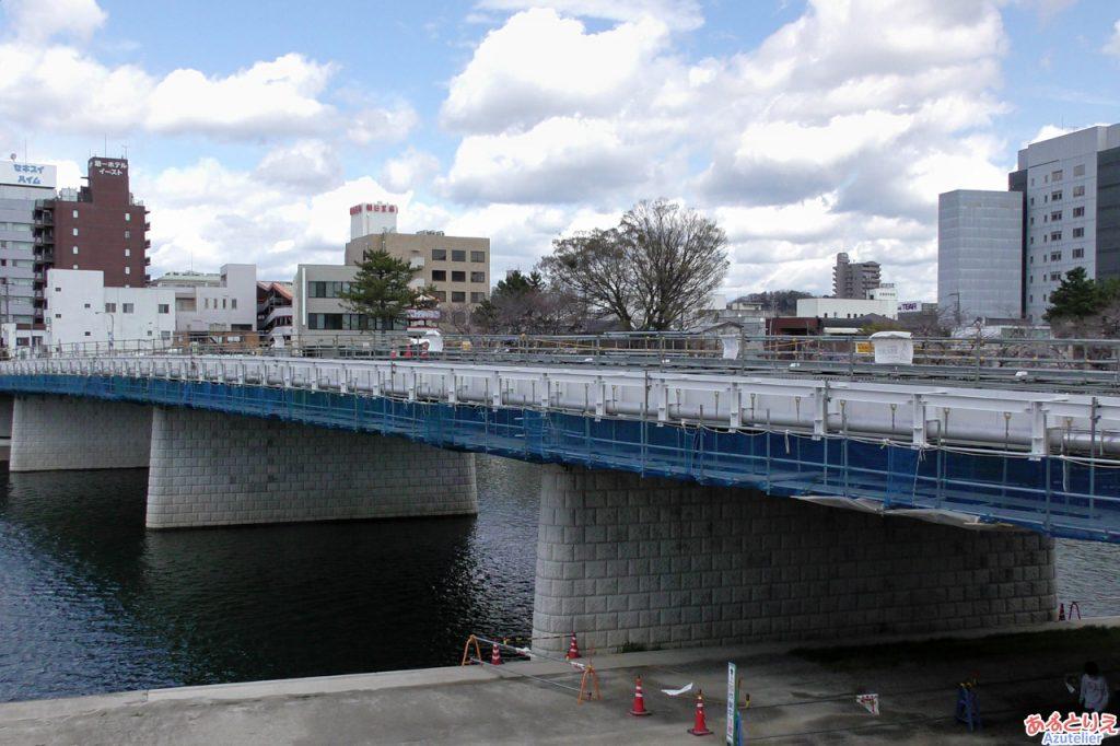 桜城橋(サクラノシロバシ)