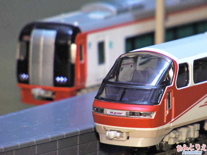 名鉄1200系&2200系