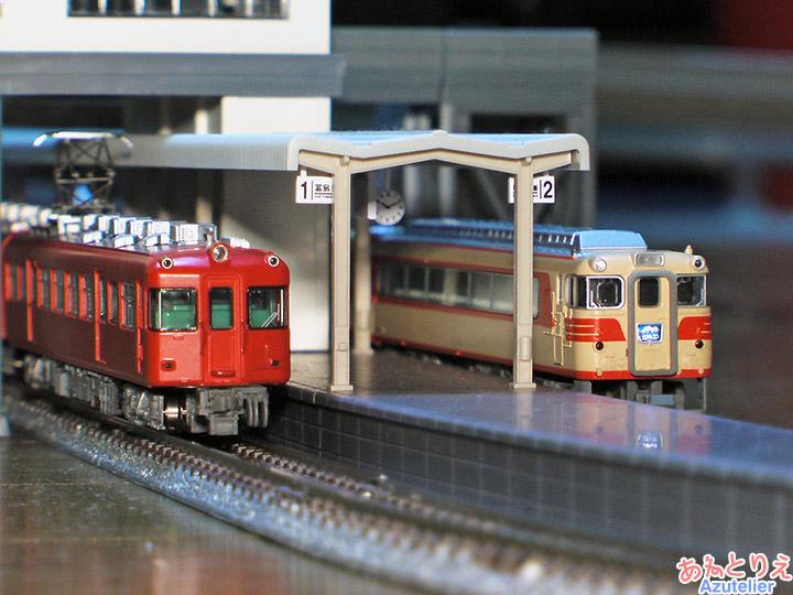 名鉄5500系&名鉄キハ8000系