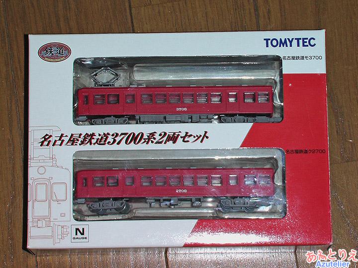 名鉄3700系