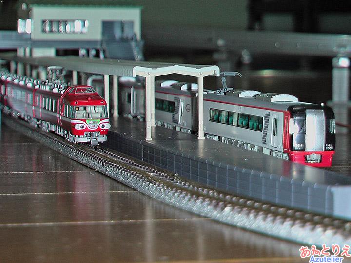 名鉄7000系&名鉄2200系