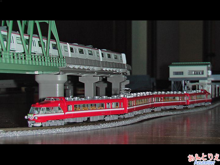 名鉄2200系&名鉄7000系