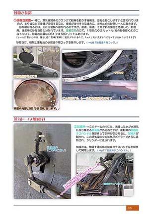 砂撒き装置・加減弁