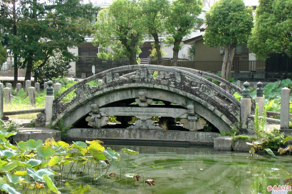 神橋(蓮池)