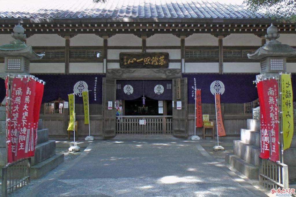 禅堂(万燈堂)