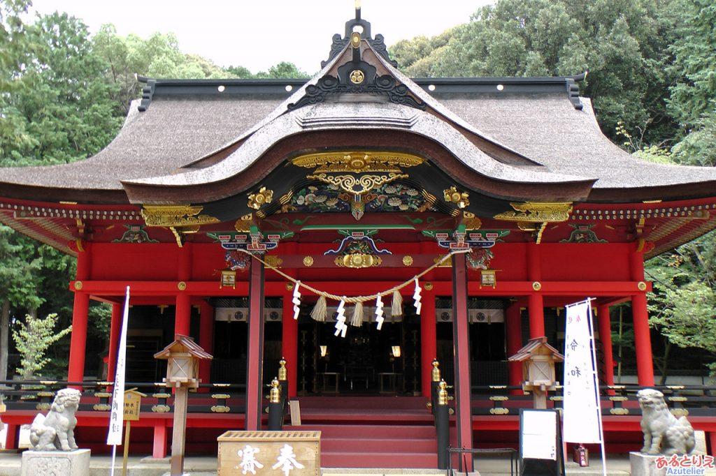 社殿(拝殿)