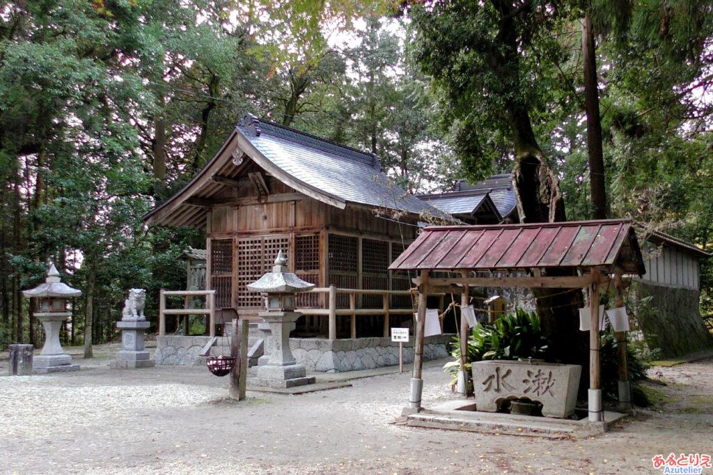 賀茂原神社