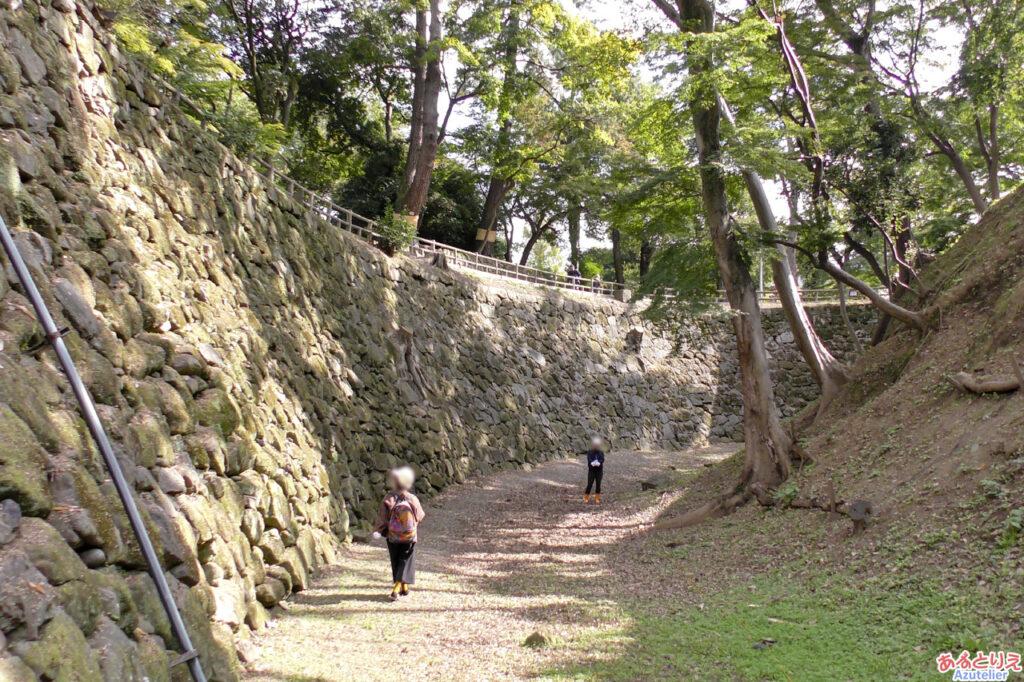 清海堀(石垣)