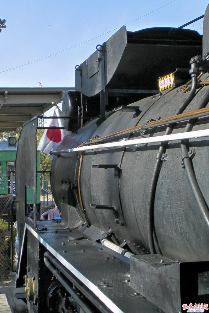 お召機関車に見えませんか?