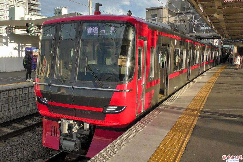 知立駅:9500系(9501F)です!