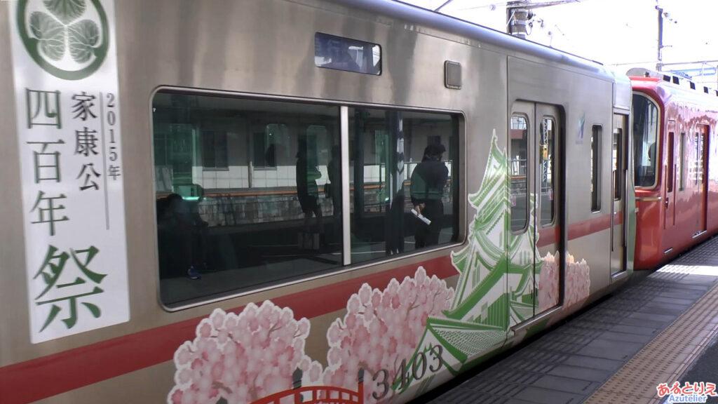 春:岡崎公園の桜まつり