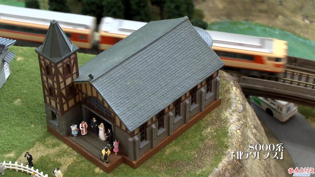秋の南公園まつり2014年-鉄道模型走行展示-(再生時間02:57)