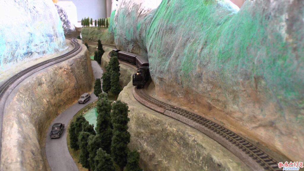 秋の南公園まつり鉄道模型走行展示2013(再生時間03:56)