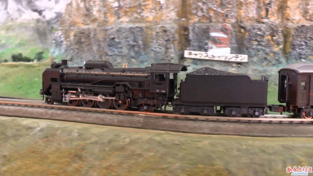 秋の南公園まつり鉄道模型走行展示2013(再生時間04:41)