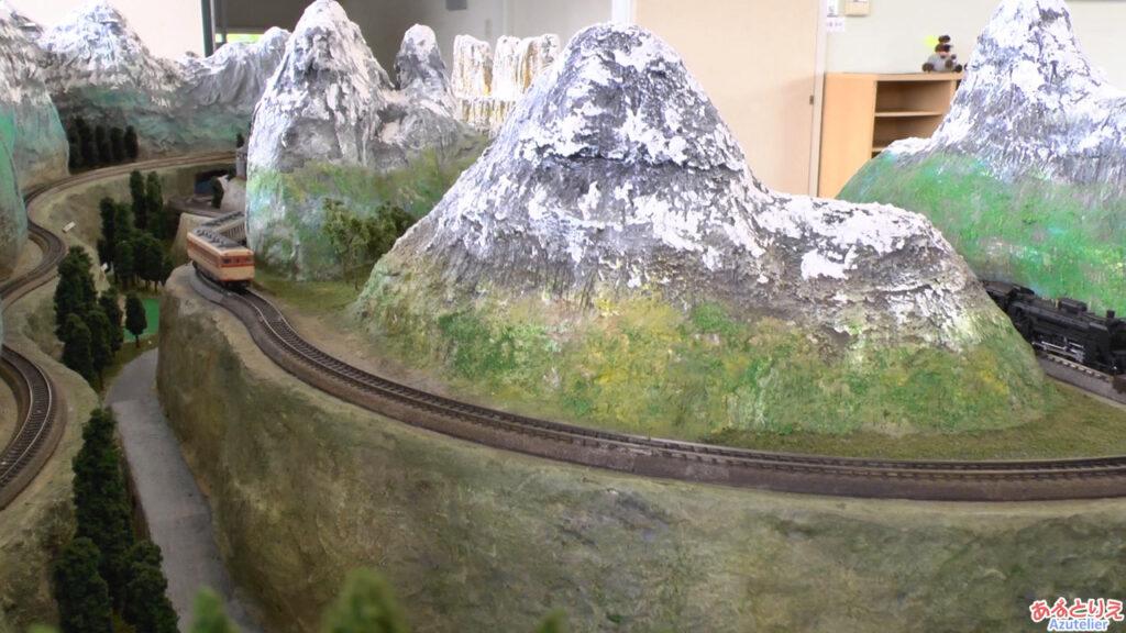 秋の南公園まつり鉄道模型走行展示2013(再生時間04:58)
