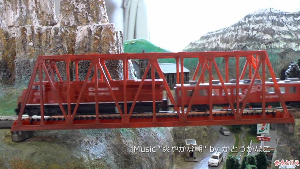 秋の南公園まつり鉄道模型走行展示2013(再生時間05:42)