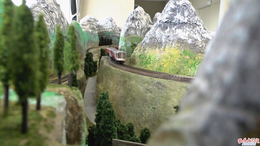 秋の南公園まつり鉄道模型走行展示2013(再生時間05:53)