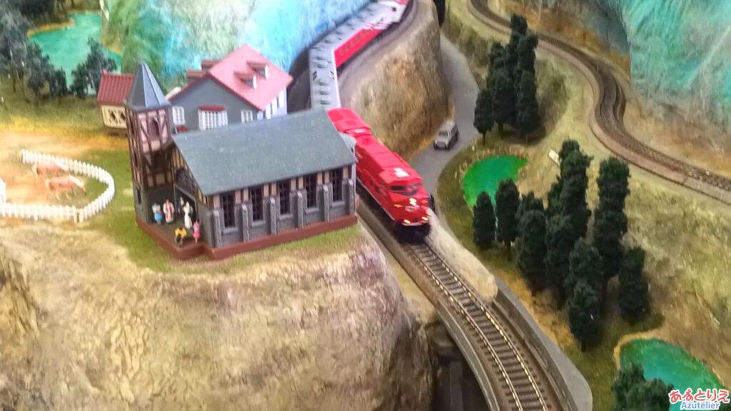 秋の南公園まつり鉄道模型走行展示2013(再生時間06:01)