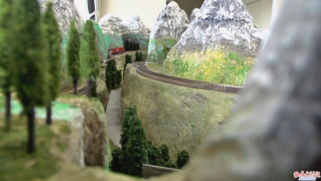 秋の南公園まつり鉄道模型走行展示2013(再生時間06:32)