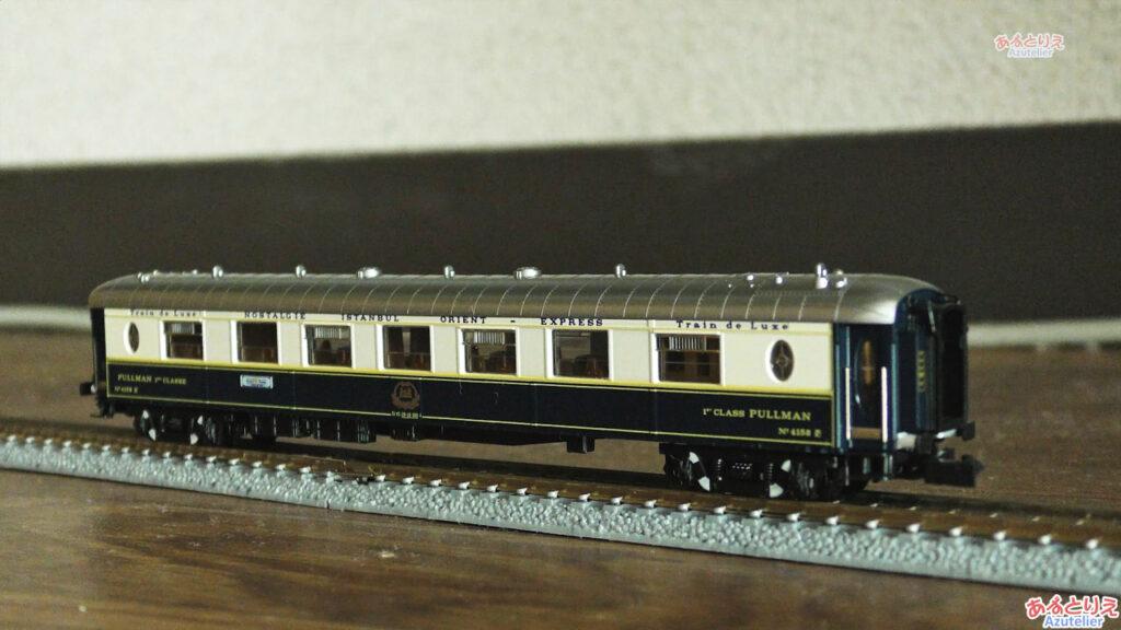 プルマン4158(KATO製)